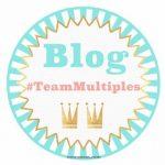 Le rendez-vous mensuel TeamMultiples, pour parler de notre vie avec nos jumeaux (et plus) ;)