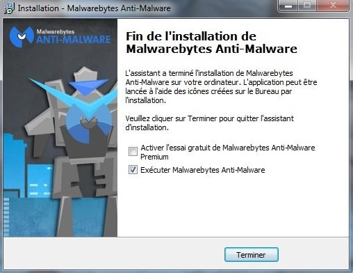Tutoriel Malwarebytes 3