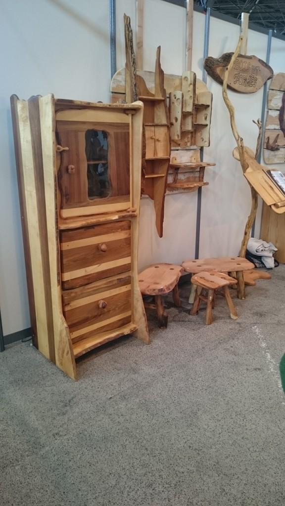 Salon vivez nature - meuble 2