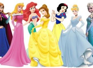 Coloriage princesse à imprimer