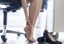 comment soulager les jambes lourdes (et les éviter)