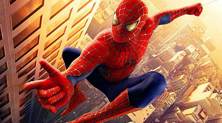 Coloriage gratuit de Spiderman, à imprimer et disponibles en ligne :)