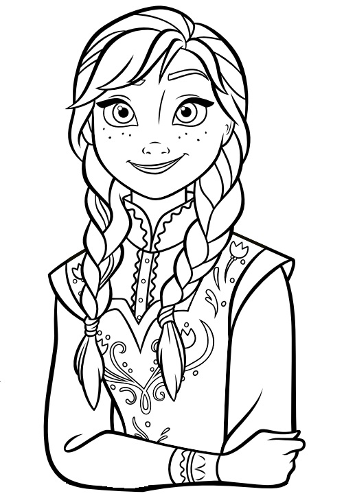 Coloriage princesse imprimer disney reine des neiges - Disney princesse coloriage ...