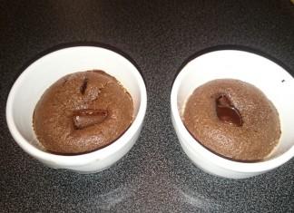 Recette de fondant au chocolat - 2