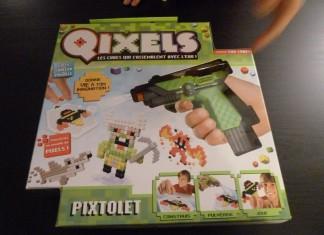 """Présentation de l'activité Qixels, un """"perles Hama like"""""""