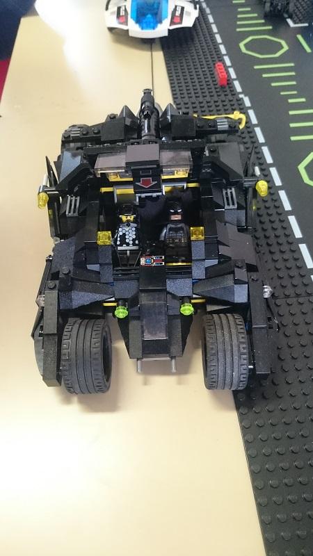 Lego MOC - Créations Légo - Batman