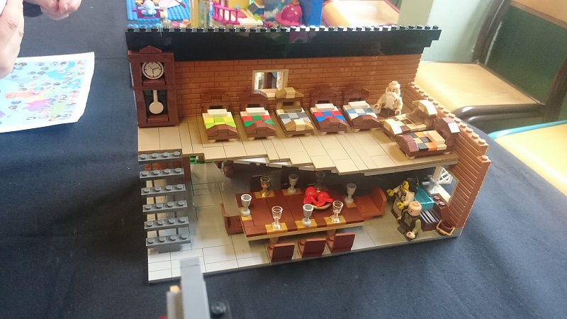 Lego MOC - Création Lego - Disney - Blanche-neige/Snow white