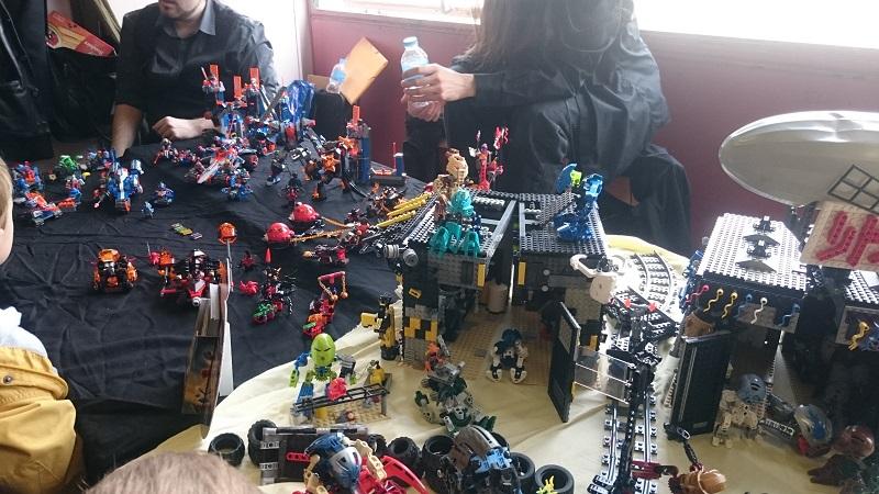Lego MOC - Créations Légo - Lego Chronicles 2