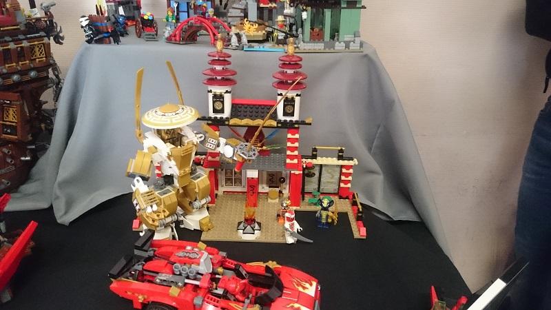 Lego MOC - Créations Lego - Ninjago 3