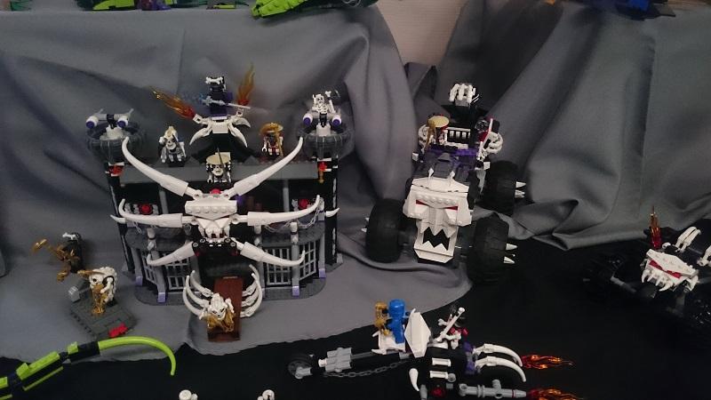 Lego MOC - Créations Lego - Ninjago 4