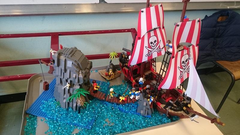 Lego MOC - Créations Légo - Pirates