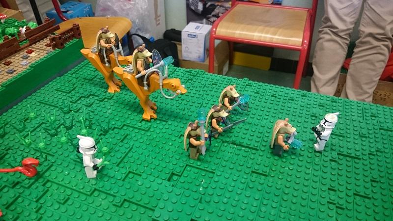 Lego MOC et créations de Lego - Star Wars1
