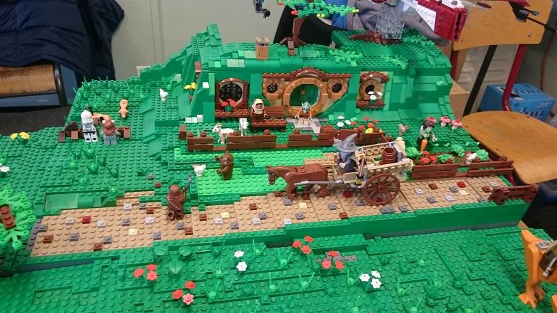 Lego MOC et créations de Lego - Star Wars LOTRO (Lord of The Ring)/Le seigneur des anneaux