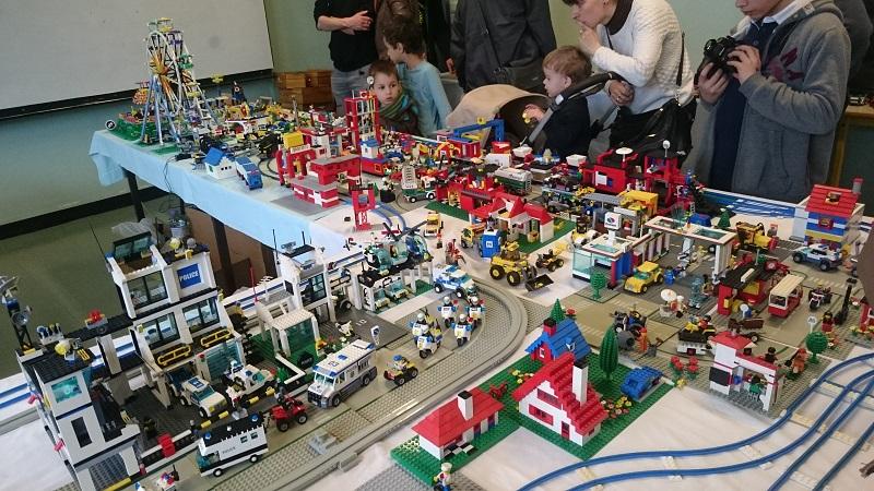 Lego MOC - Créations Légo - Ville/city 1