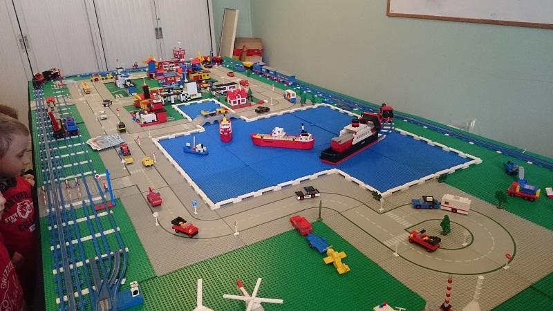 Lego MOC - Créations Légo - Ville/city 2
