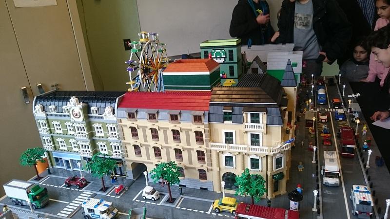 Lego MOC - Créations Légo - Ville/city 3