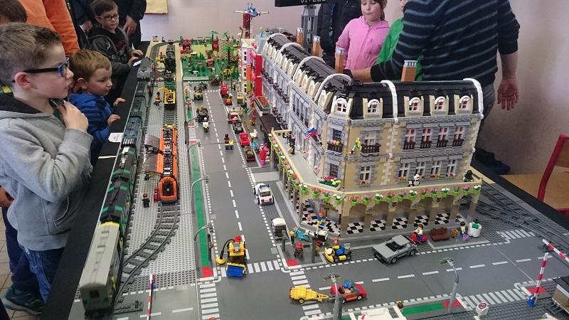 Lego MOC - Créations Légo - Ville/city 4