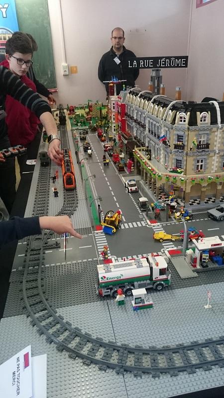Lego MOC - Créations Légo - Ville/city 6