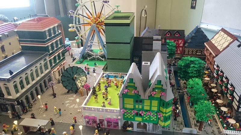 Lego MOC - Créations Légo - Ville/city 7