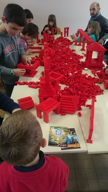 Créations LEGO libres