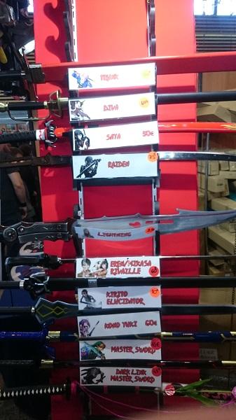 Le salon geektouche : le salon geek avec du kawai, du cosplay, du manga et du fun dedans ! 28