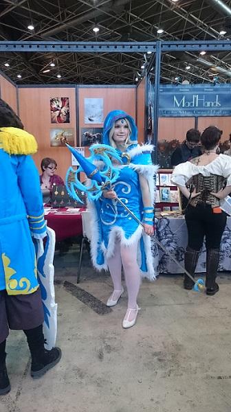Stands Japan Expo : Salon geek le geektouch japan expo à lyon