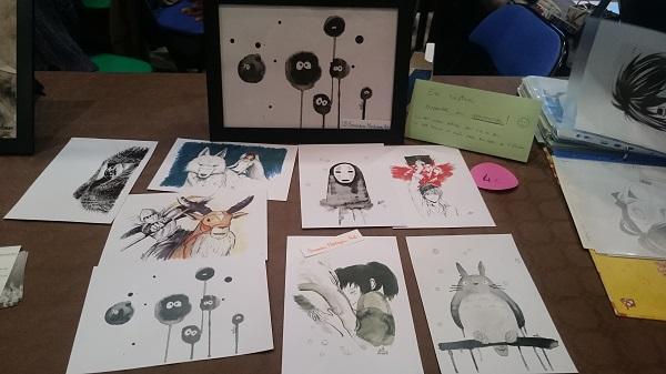 Le salon geektouche : le salon geek avec du kawai, du cosplay, du manga et du fun dedans ! 5
