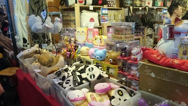 Le salon geektouche : le salon geek avec du kawai, du cosplay, du manga et du fun dedans ! 12