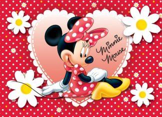 Coloriage Minnie en ligne et gratuit ! Bébé Minnie, Minnie et Mickey, ...