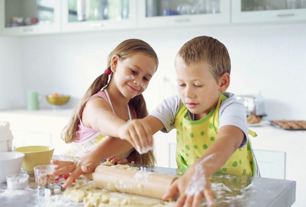 Mes astuces et conseils pour faire aimer la cuisine aux enfants, et les faire participer !