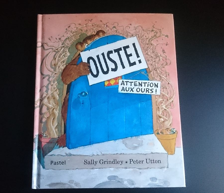Ouste, attention aux ours - Couverture