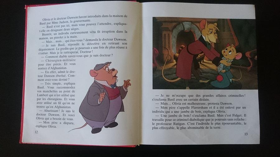 Recueil des chefs d'oeuvre de Walt Disney - 2