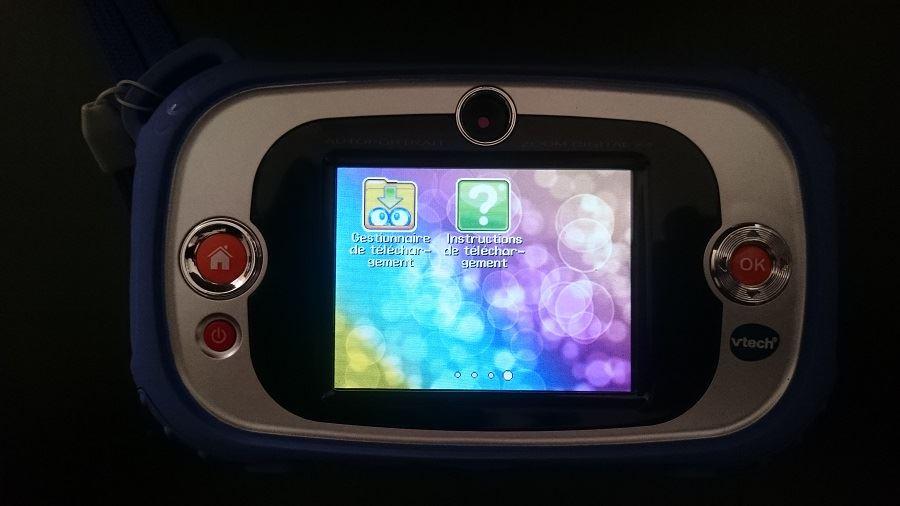 Kidizoom Touch Connect - Test de l'appareil photo numérique pour enfant de Vtech - Fonctionnalités page 4