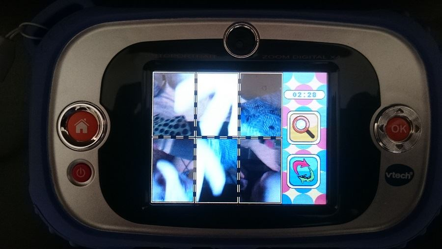 Kidizoom Touch Connect - Test de l'appareil photo numérique pour enfant de Vtech - Jeu puzzle photo