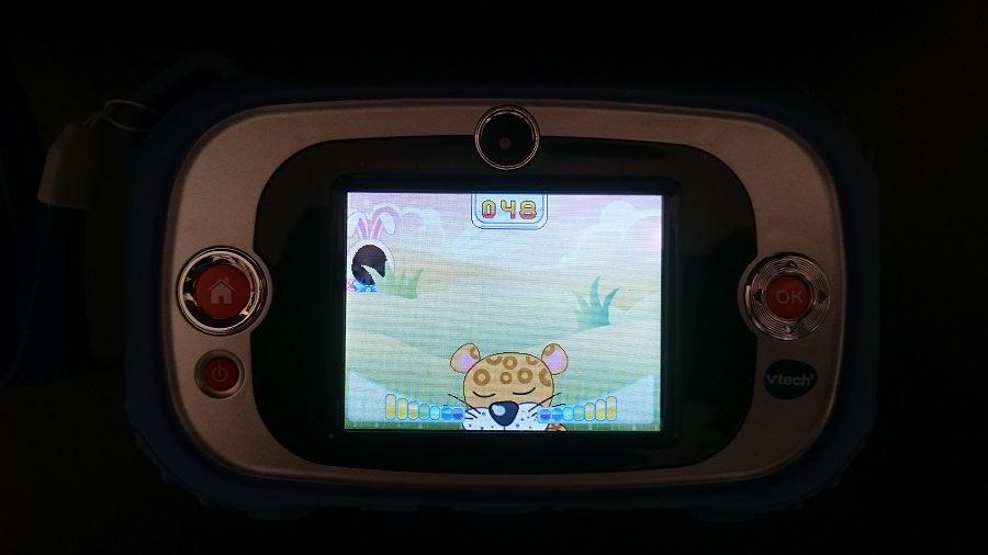 Kidizoom Touch Connect - Test de l'appareil photo numérique pour enfant de Vtech - Jeu lapins coquins