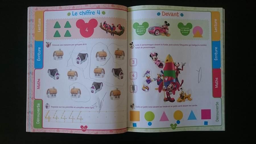 L'apprentissage de l'alphabet – Ma méthode pour les twins - J'apprends avec la Maison de Mickey - 4