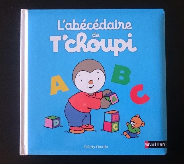 L'apprentissage de l'alphabet – Abécédaire de Tchoupi - 1