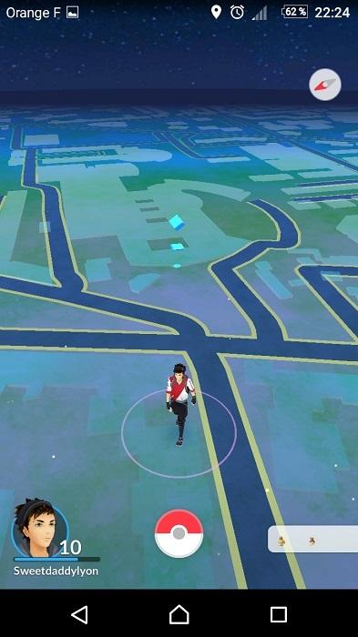 Pokémon Go - Tutoriel et astuces - Un Pokéstop pas très loin