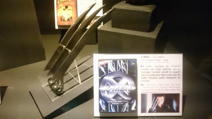 Musée miniature et cinéma de Lyon - Griffes de Wolverine