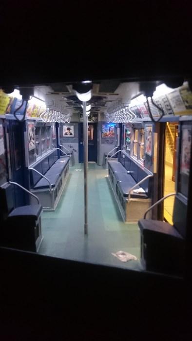Musée miniature et cinéma de Lyon - Miniature de métro
