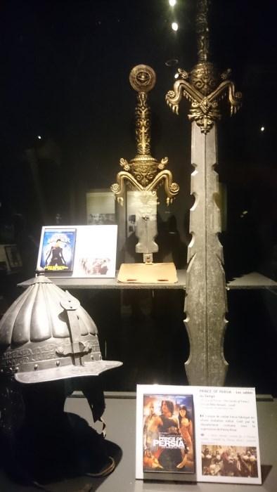 Musée miniature et cinéma de Lyon - Objets de cinéma divers 1
