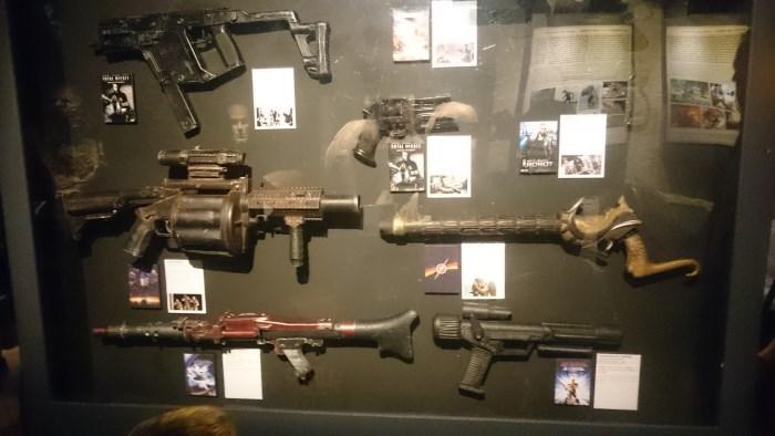Musée miniature et cinéma de Lyon - Objets de cinéma divers 2