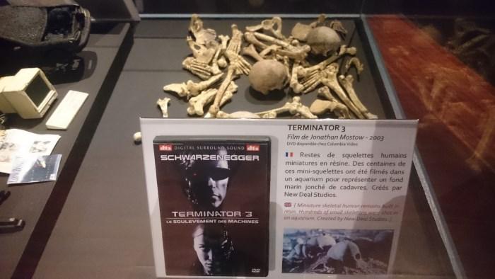Musée miniature et cinéma de Lyon - Objets de cinéma divers 3