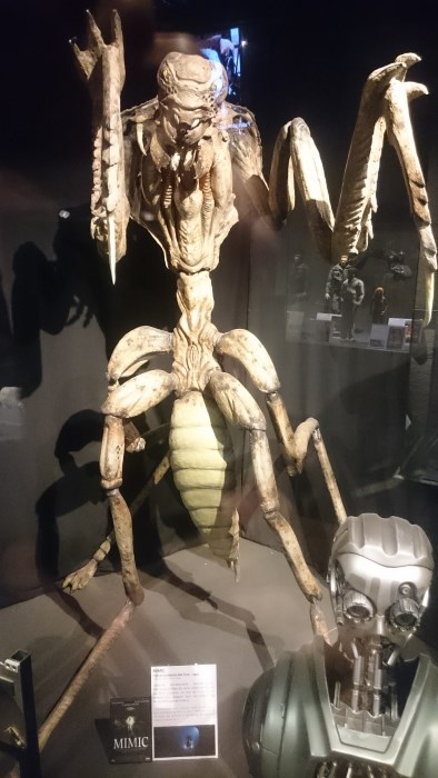 Musée miniature et cinéma de Lyon - Objets de cinéma divers 8
