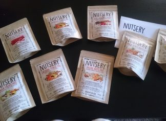 Nutsery.com test et avis de ce site gourmand autour de la noix et autres fruits secs