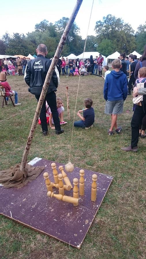 Festival Yggdrasil Lyon - Jeu enfants 3