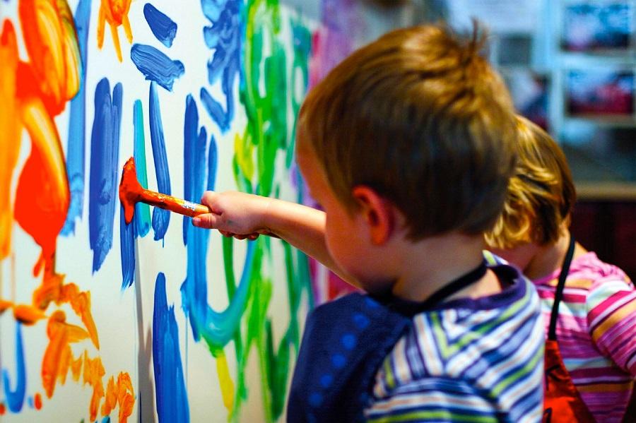 Les enfants et les arts – Jeudis de l'éducation