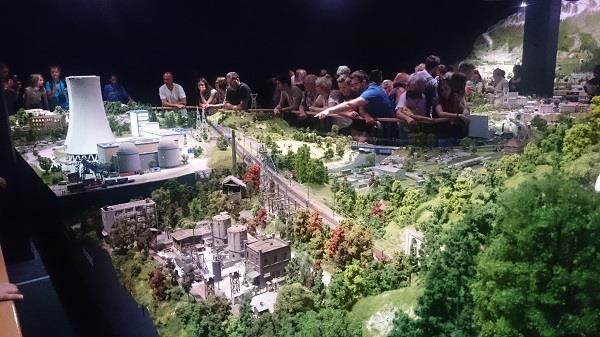 Miniworld à Lyon - Découverte, visite et avis - La campagne - 7