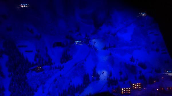 Miniworld à Lyon - Découverte, visite et avis - La montagne - 2