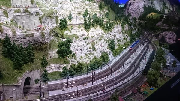 Miniworld à Lyon - Découverte, visite et avis - La montagne - 8